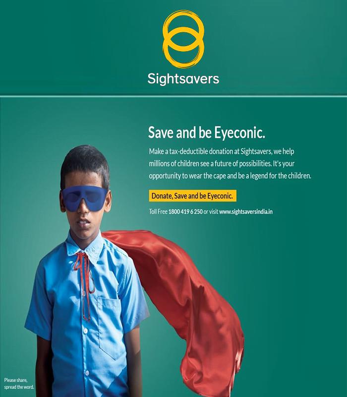 Home Slider - Sightsavers